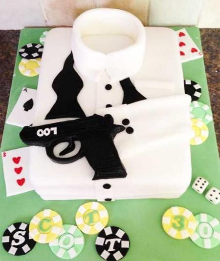 james-bond-cake