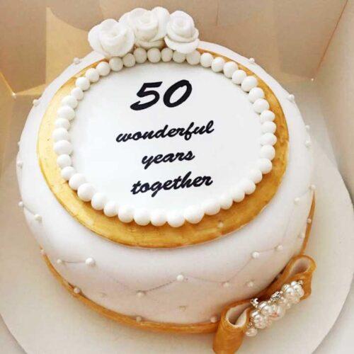 50-anniversary-cake