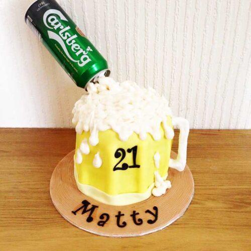 Beer-pint-cake