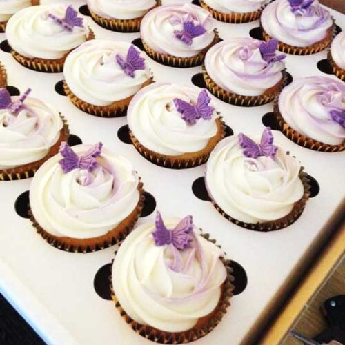 Cupcakes-butterfly