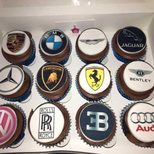 cupcakes-car-brands