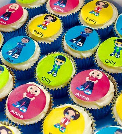 Corporate Cupcakes and Cakes