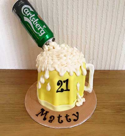 Celebration Cakes For Men