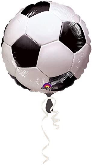 Football Balloon Corner House Cakes