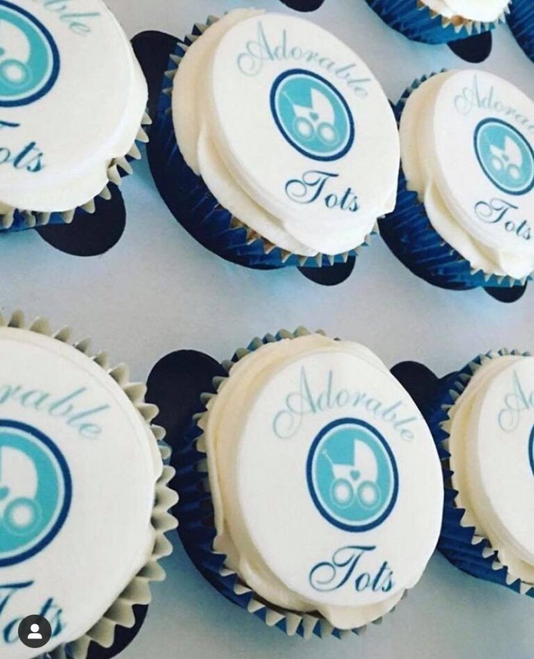Corner House Cakes Corperate Cup Cakes Adorable Tots