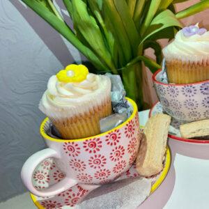 Cornerhouse Cakes Cupcake Tea Set