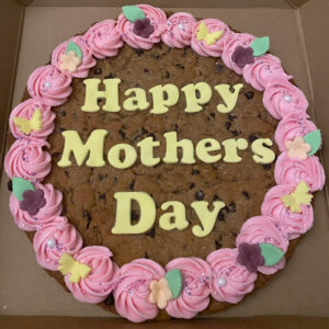 Happy Mother's Day Giant Cookie Corner House Cakes