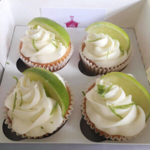 Mothers Day Cupcakes Gin And Tonic Cornerhouse Cakes Box