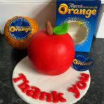 Cornerhouse Cakes Chocolate Orange Teachers Apple